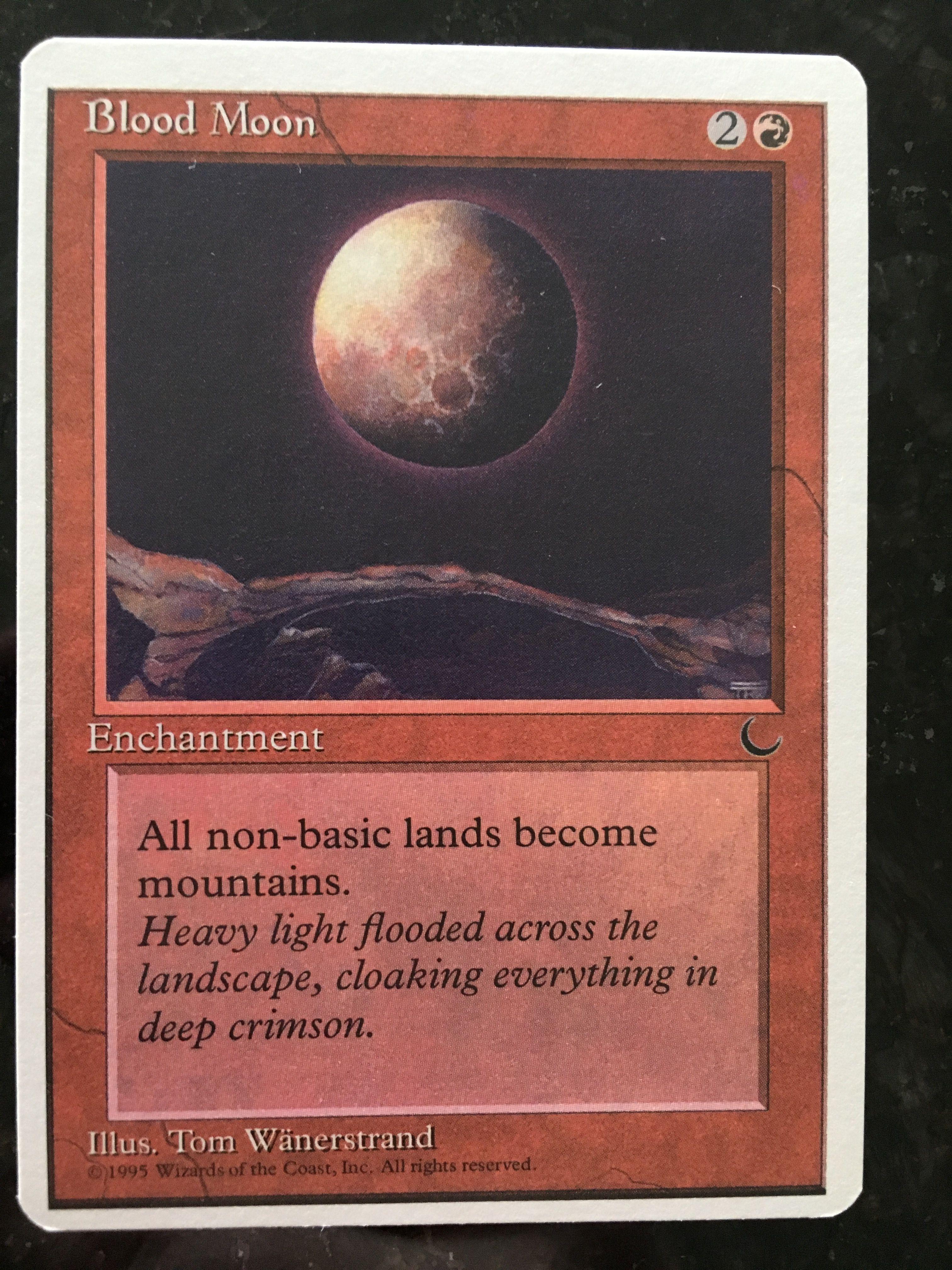 Blood Moon Chronicles