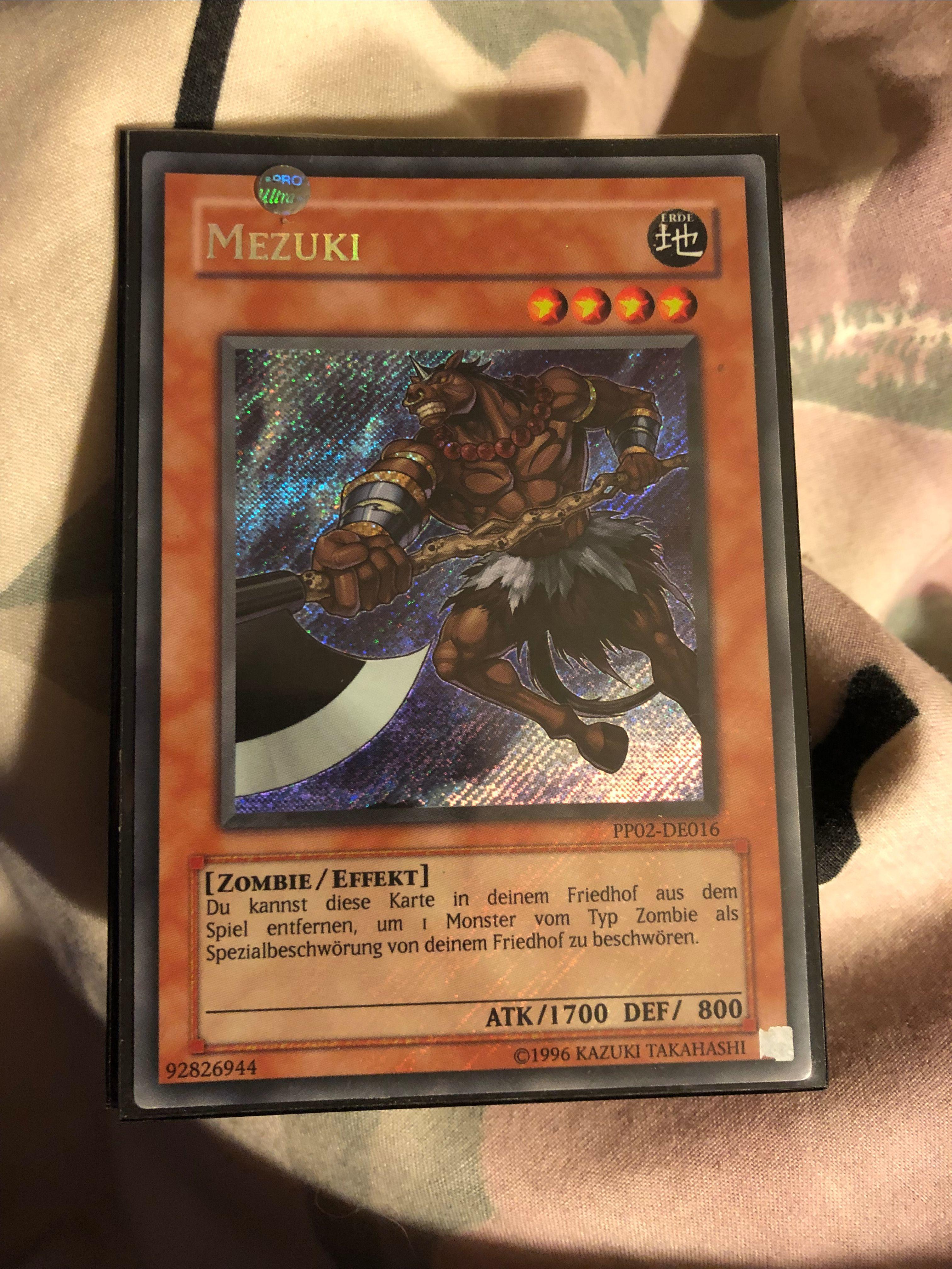 PP02-DE016 Mezuki