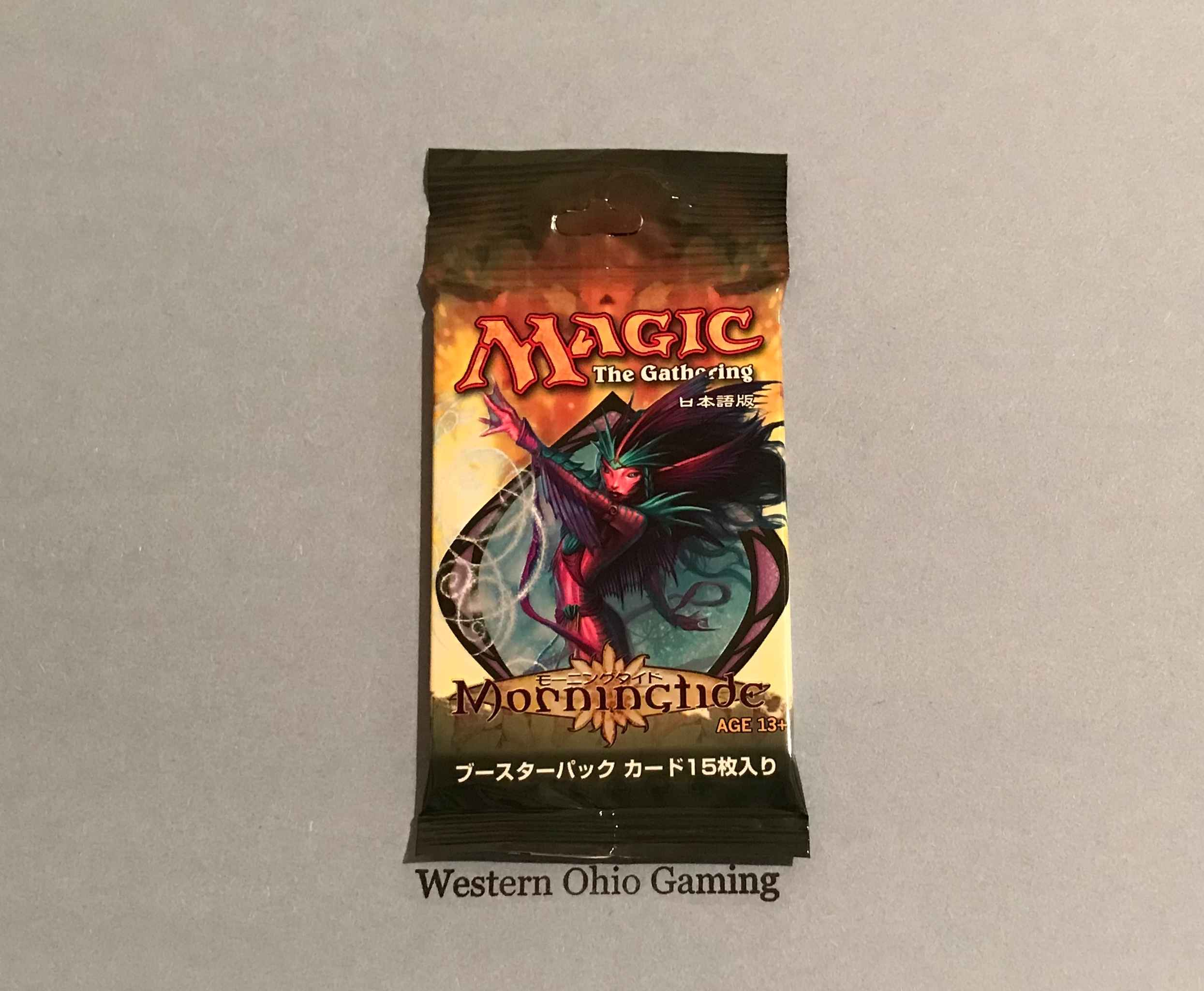 Magic the Gathering Morningtide Booster Pack 15 cards
