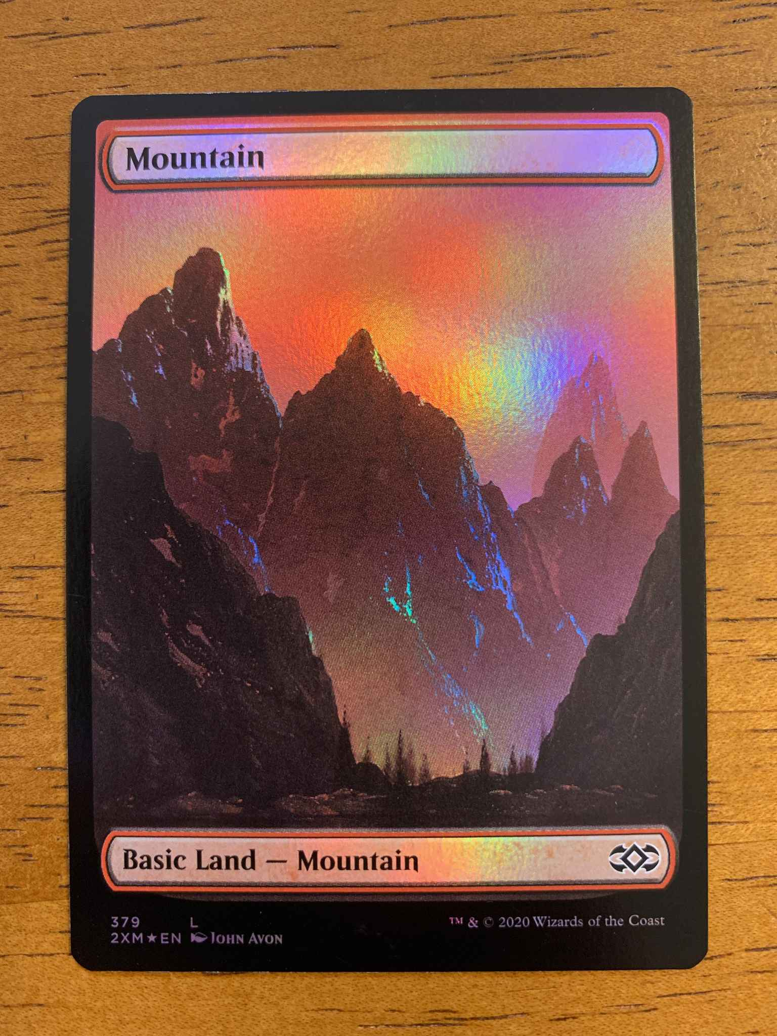 Mountain 379 Double Masters