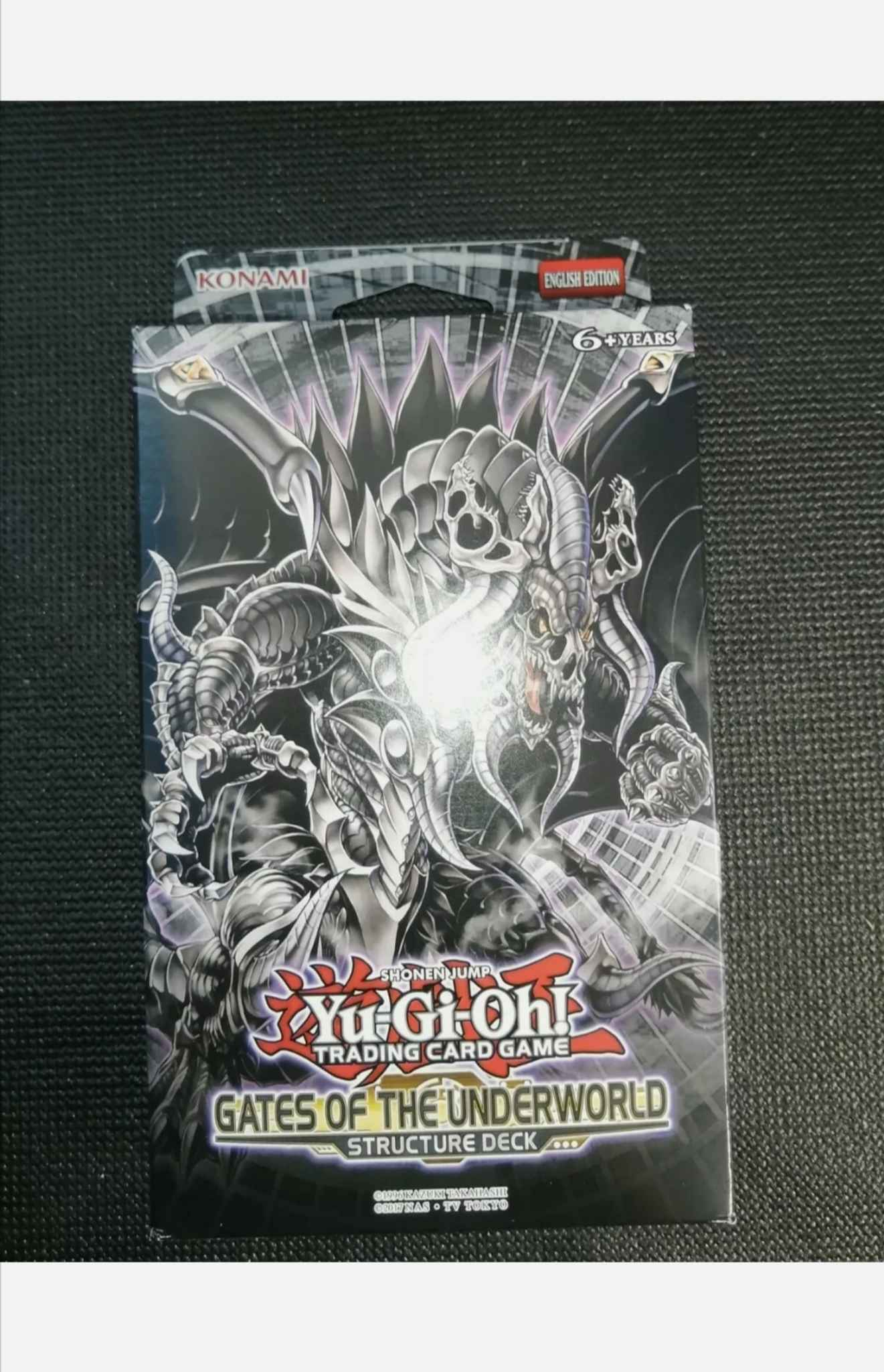 Gates Of The Underworld Structure Deck Factory Sealed Yugioh