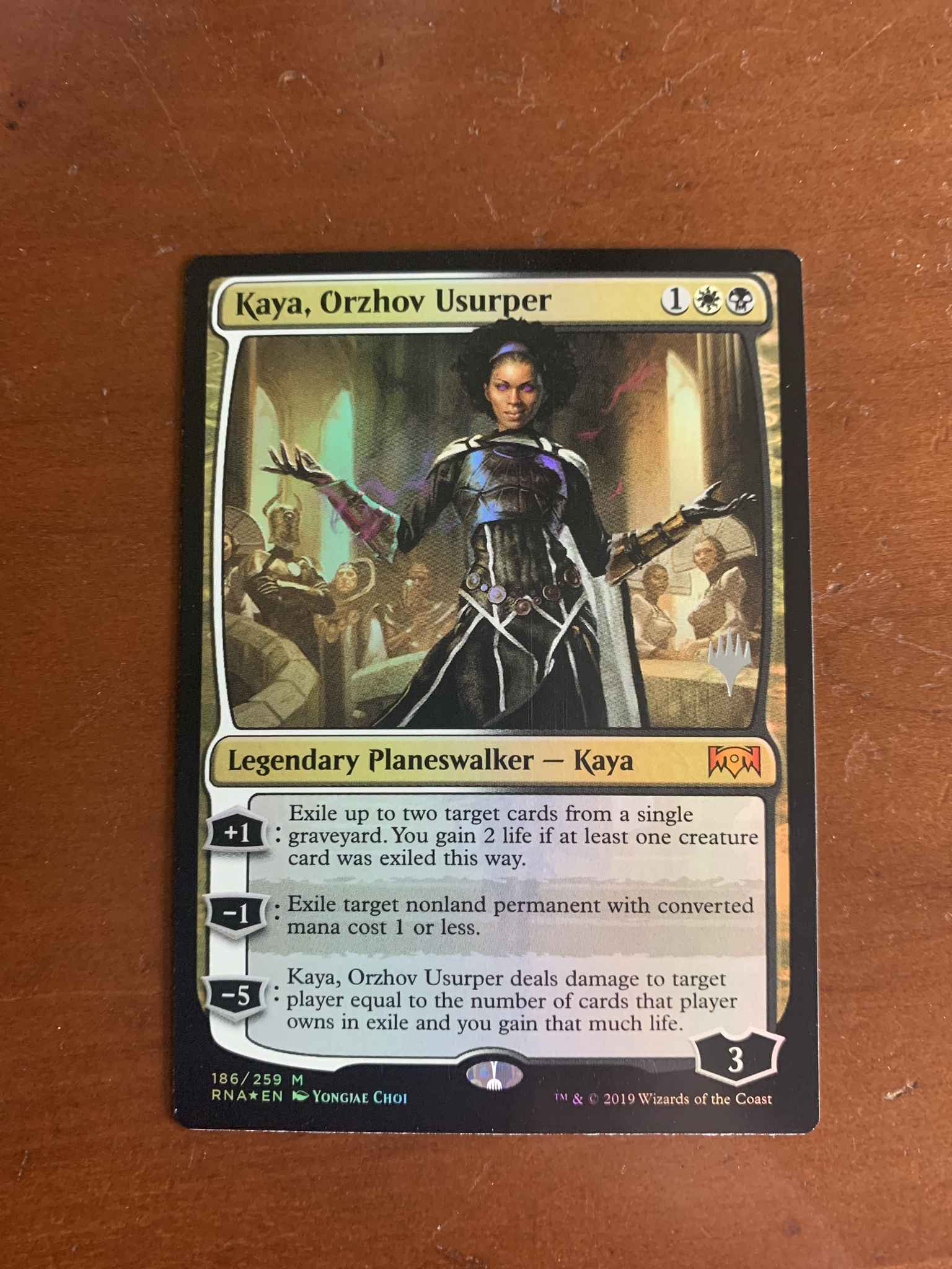 Kaya Orzhov Usurper Kaya Orzhov Usurper Promo Pack Throne Of Eldraine Magic The Gathering Online Gaming Store For Cards Miniatures Singles Packs Booster Boxes Detailed information about mechanics, colors, visual mana curve of the deck. tcgplayer com