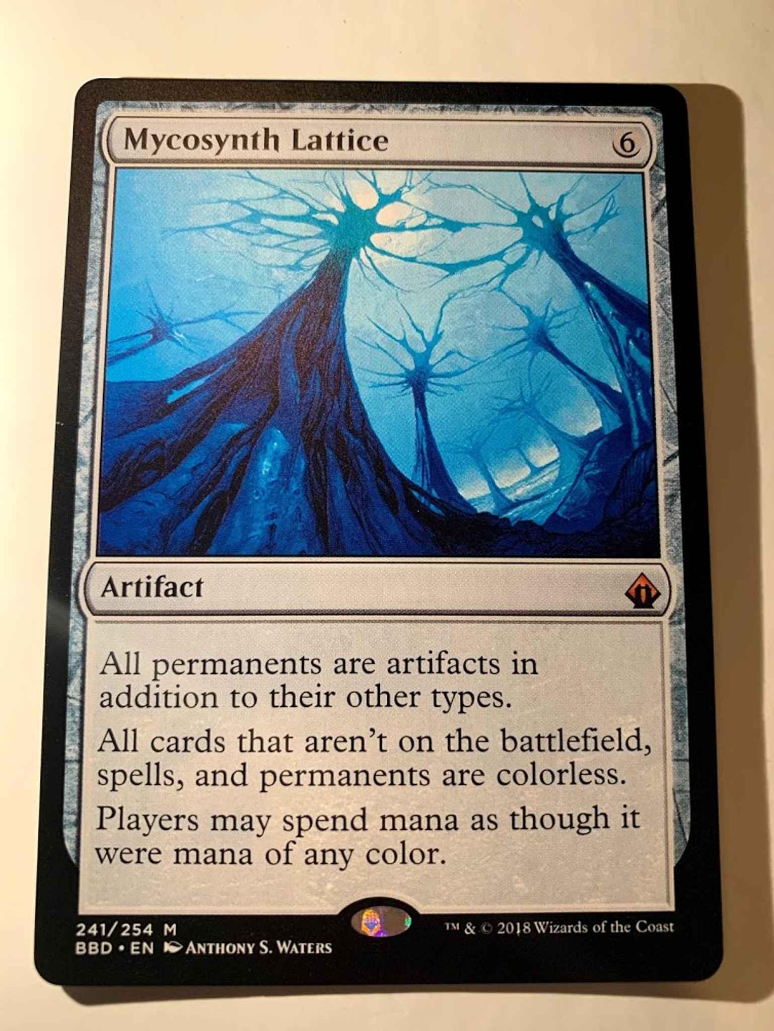 Mana Short 4th Edition NM Blue Rare MAGIC THE GATHERING MTG CARD ABUGames