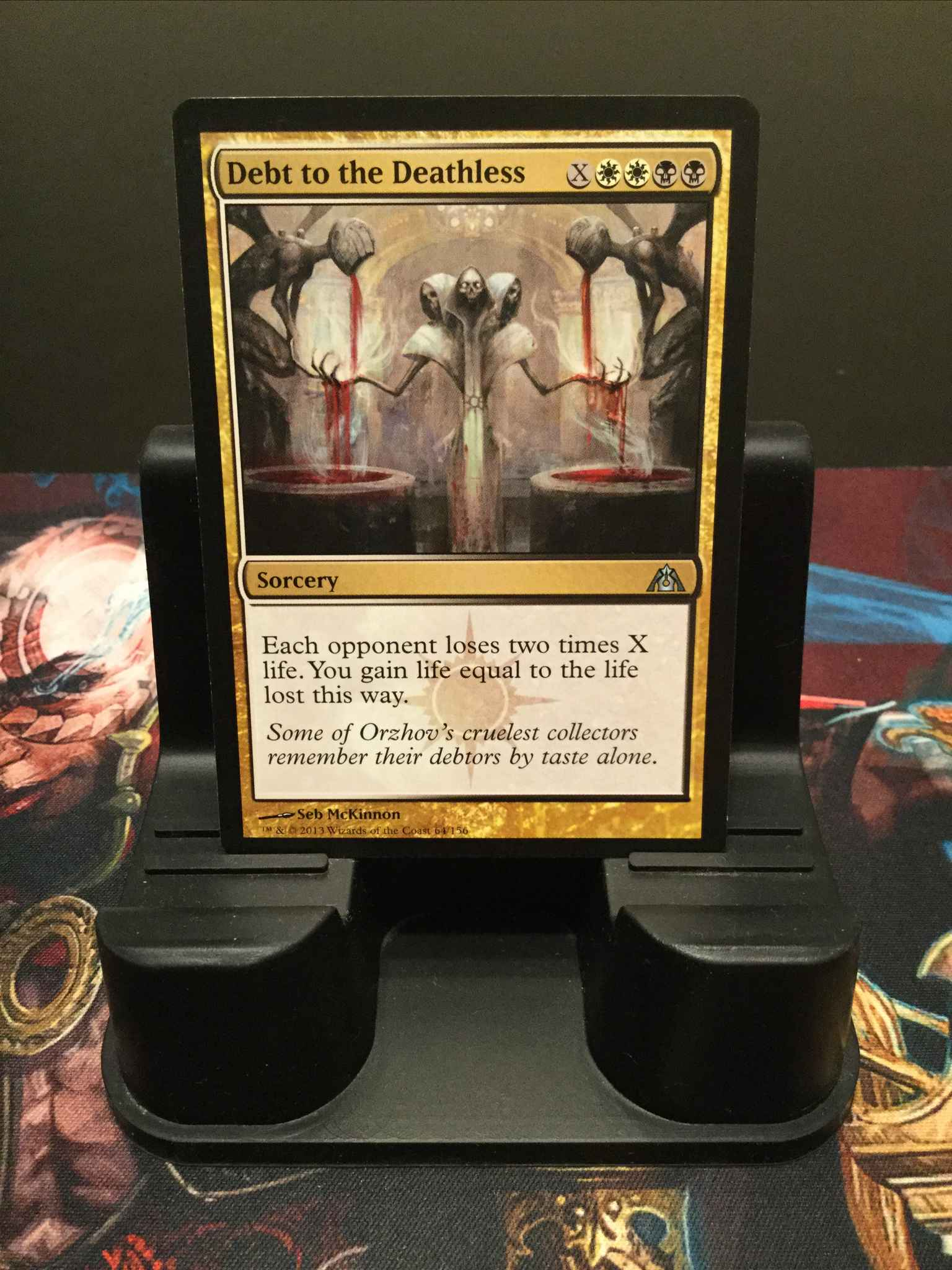 Dgm Eng 64 U Debt To The Deathless Lp All About Mtg Debt To The Deathless Dragon S Maze Magic The Gathering Online Gaming Store For Cards Miniatures Singles Packs Booster Boxes Jack russell debt collection agency, legal process servers. debt to the deathless
