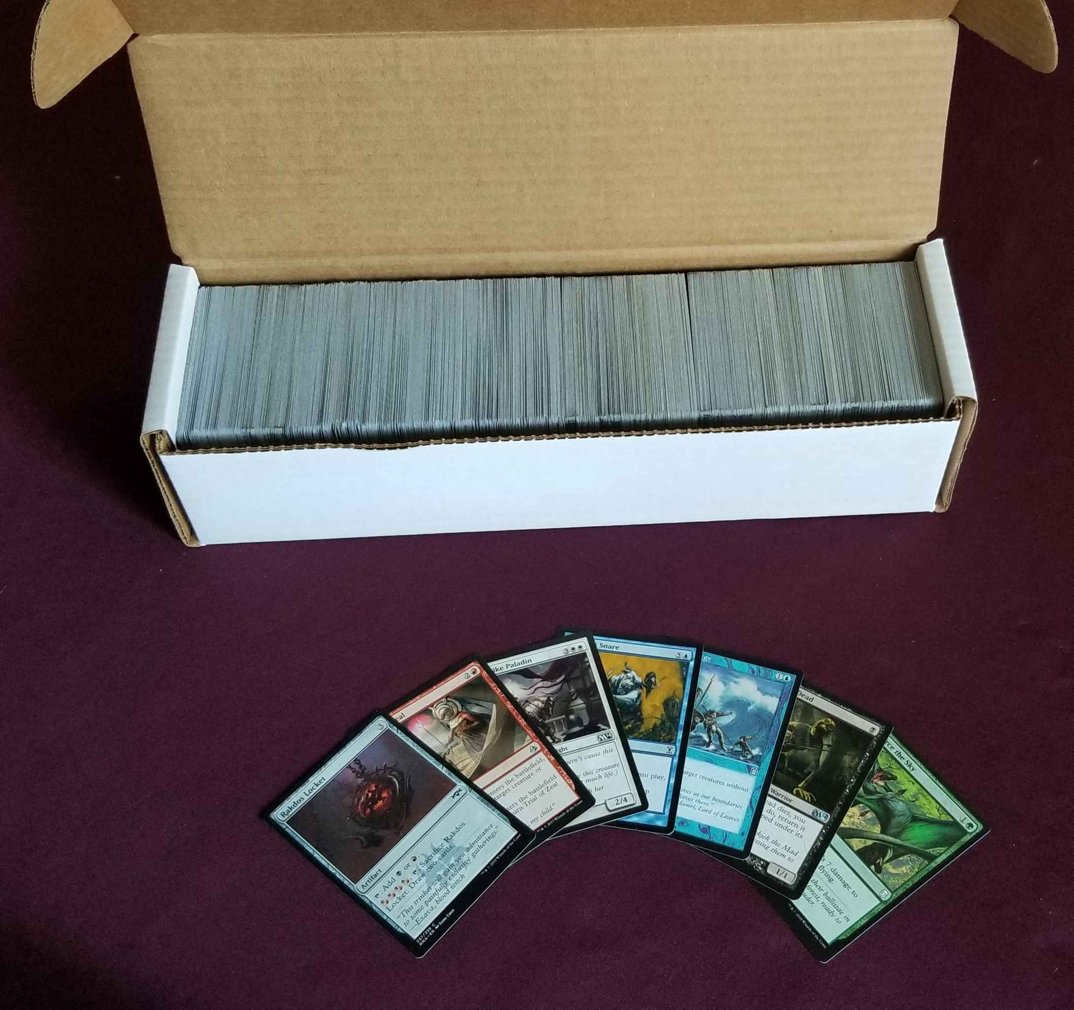 Vintage 1000 OLDER Magic The Gathering Cards commons//uncommons-MTG Bulk Cards