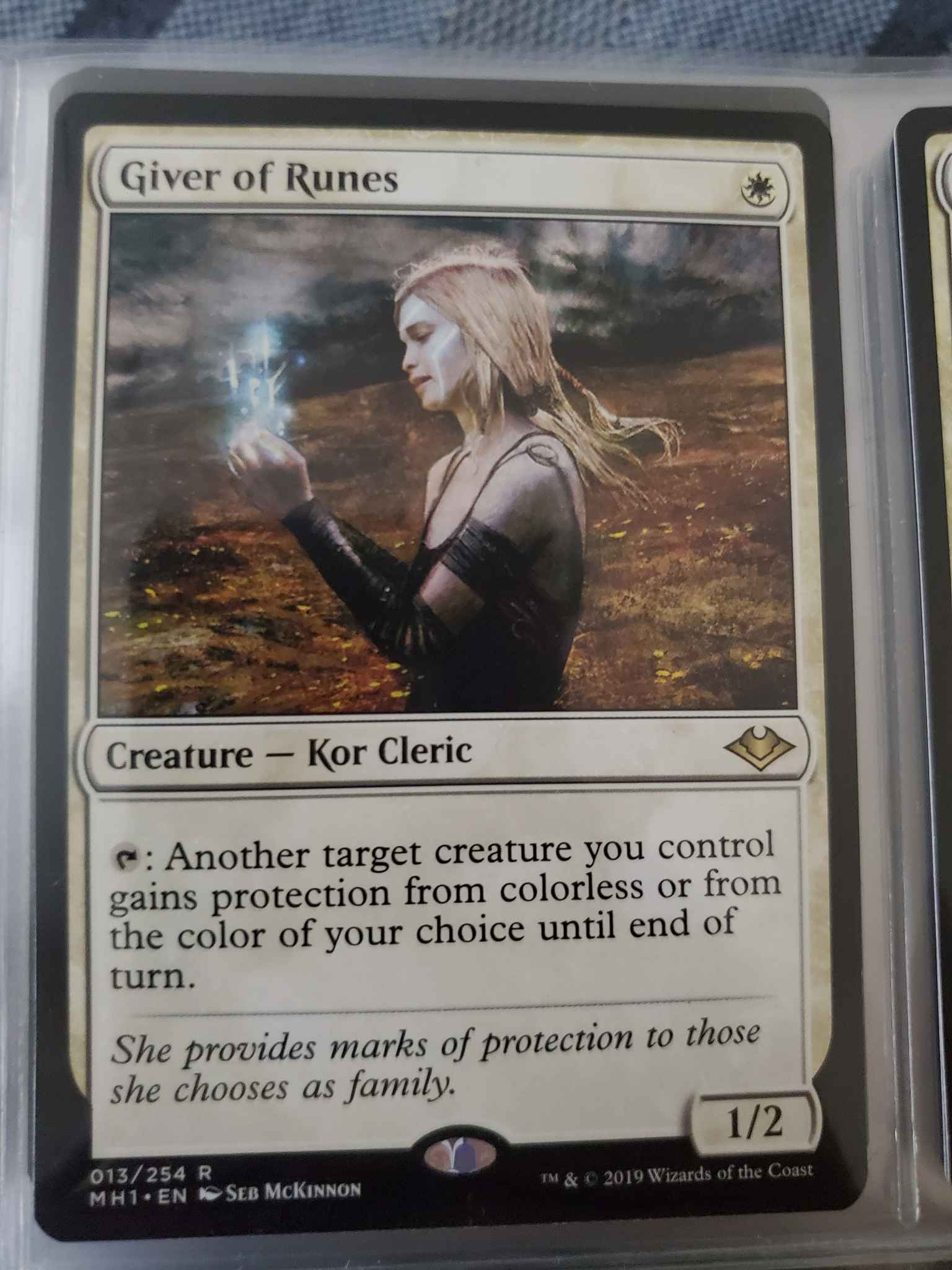 Giver of Runes